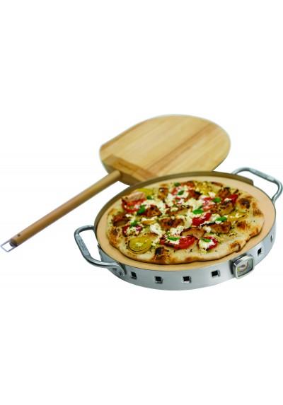 Broil King Pizzastein-Set Premium