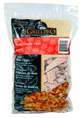 Ahornholz Chips