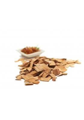 Apfelholz Chips